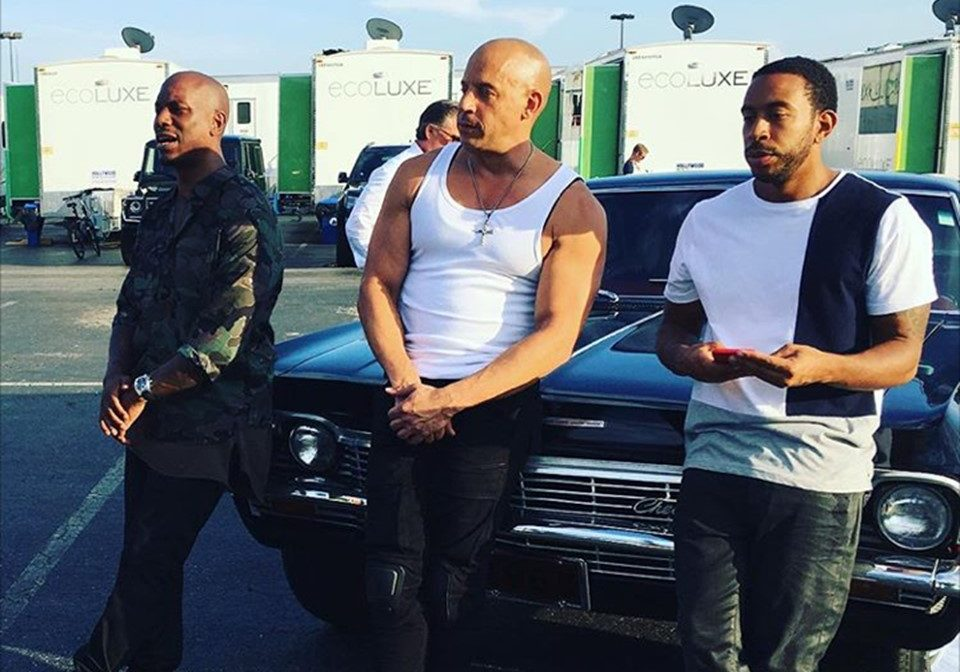 Hollywood trucks Fast8 pic landscape